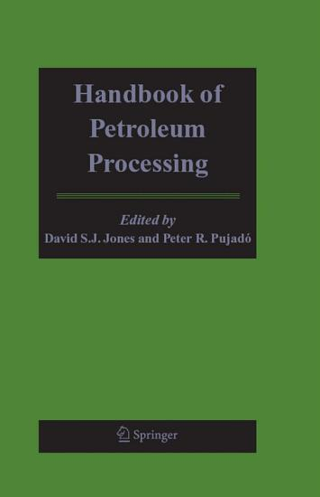 Handbook of Petroleum Processing PDF
