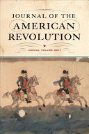 Download Journal of the American Revolution Book