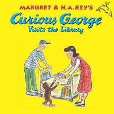 Curious George Visits the Library PDF