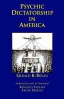 Psychic Dictatorship in America
