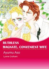 Ruthless Magnate, Convenient Wife: Harlequin Comics