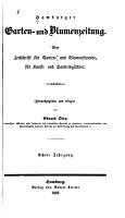 Neue allgemeine deutsche Garten  und Blumenzeitung PDF