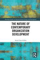The Nature of Contemporary Organization Development PDF
