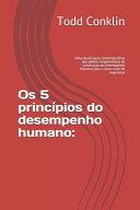 Os 5 princ  pios do desempenho humano PDF