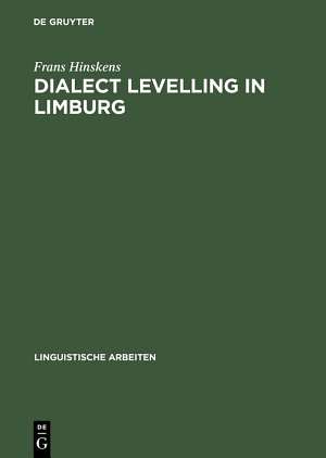 Dialect Levelling in Limburg