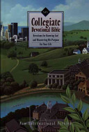 Collegiate Devotional Bible PDF