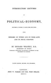 Introductory Lectures on Political Economy. (Introduction to political economy. Lecture IX.)