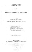 Sketches of Eminent American Painters PDF