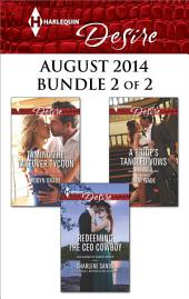 Harlequin Desire August 2014 - Bundle 2 of 2: An Anthology