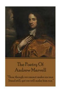 The Poetry of Andrew Marvell PDF