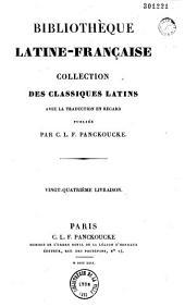 Lettres de Pline Le Jeune: Volume1