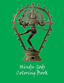 Hindu Gods Coloring Book