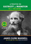 A Treatise on Electricity and Magnetism   Volume 2  First Edition PDF