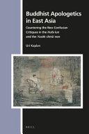 Buddhist Apologetics in East Asia PDF