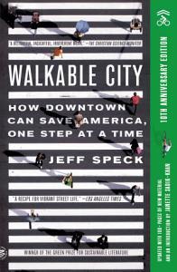 Walkable City Book