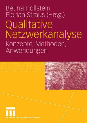 Qualitative Netzwerkanalyse PDF