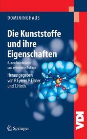 Kunststoffe: Eigenschaften und Anwendungen, Ausgabe 6
