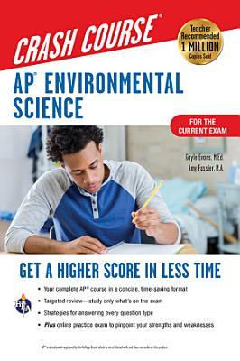 AP   Environmental Science Crash Course  For the 2021 Exam  Book   Online PDF