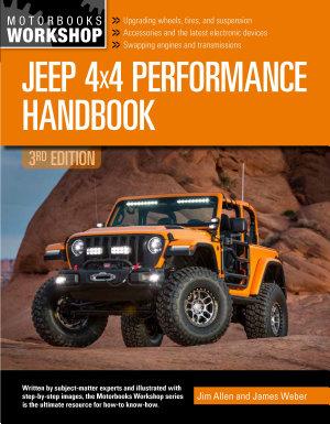 Jeep 4x4 Performance Handbook  3rd Edition
