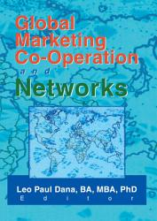 Global Marketing Co Operation And Networks Book PDF