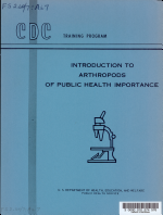 Introduction to Arthropods of Public Health Importance PDF