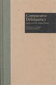 Comparative Delinquency PDF