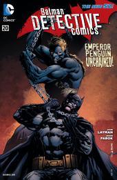 Detective Comics (2011- ) #20