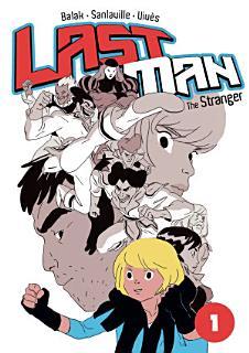 Last Man  The Stranger Book