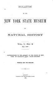 Contributions to the Botany of the State of New York