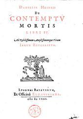 De Contemptu mortis libri IV