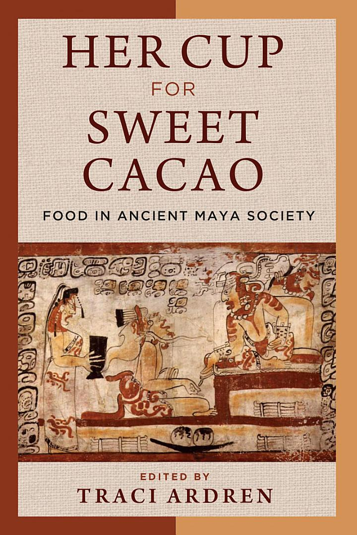 Her Cup for Sweet Cacao
