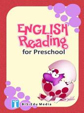 English Reading for Preschool