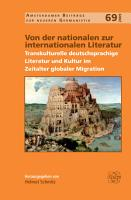 Von der nationalen zur internationalen Literatur PDF