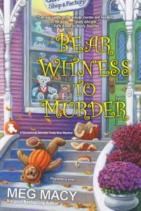 Bear Witness to Murder Book