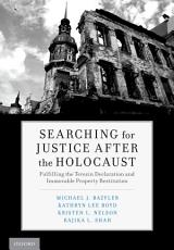 Searching for Justice After the Holocaust PDF