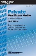 Private Oral Exam Guide PDF