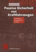 Passive Sicherheit von Kraftfahrzeugen PDF