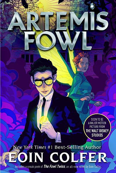 Download Artemis Fowl Book