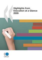 Highlights from Education at a Glance 2009