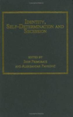 Identity  Self determination and Secession PDF