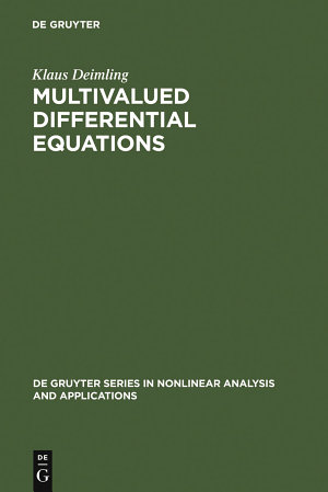 Multivalued Differential Equations
