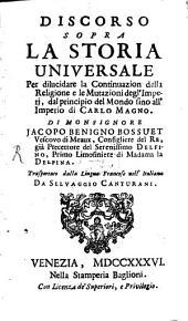 Discorso sopra la storia universale