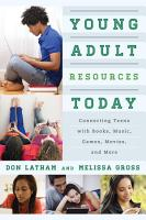 Young Adult Resources Today PDF