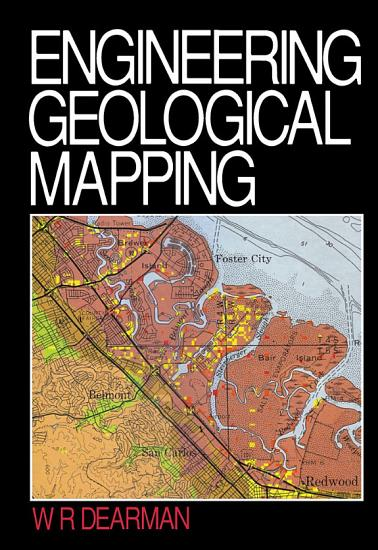 Engineering Geological Mapping PDF