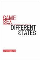 Same Sex, Different States