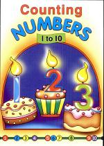 Counting With Numbers 1to10