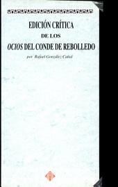 Edición crítica de los Ocios del Conde de Rebolledo