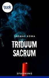 Triduum Sacrum: booksnacks (Kurzgeschichte, Krimi, Humor)