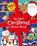 My Giant Christmas Sticker Book PDF