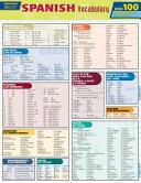 Spanish Vocabulary Quizzer Book PDF